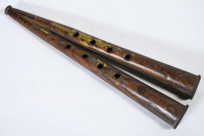 Авлос – духовой музыкальный инструмент древних греков