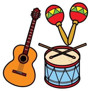 Информация о музыкальных инструментах