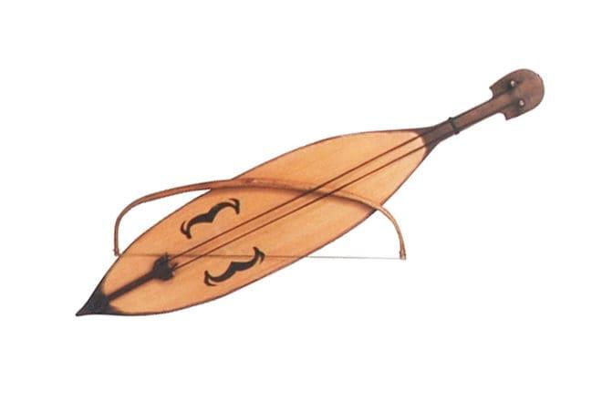 Музыкальный инструмент абхарца