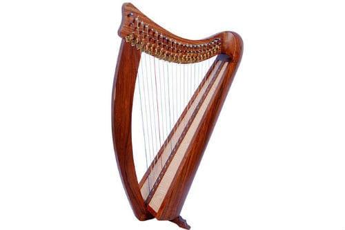 Музыкальный инструмент арфа