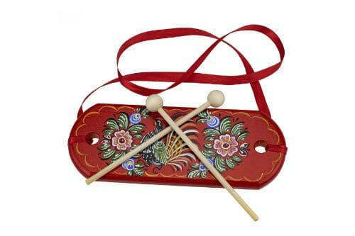 Барабанка - ударный музыкальный инструмент