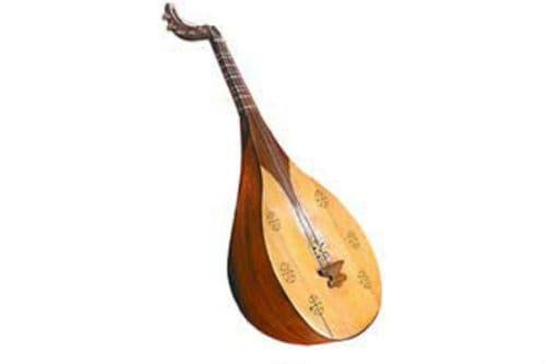 Музыкальный инструмент барбет