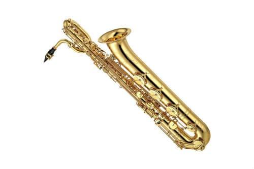 Музыкальный инструмент баритон-саксофон