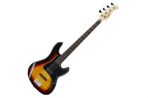 Музыкальный инструмент бас-гитара