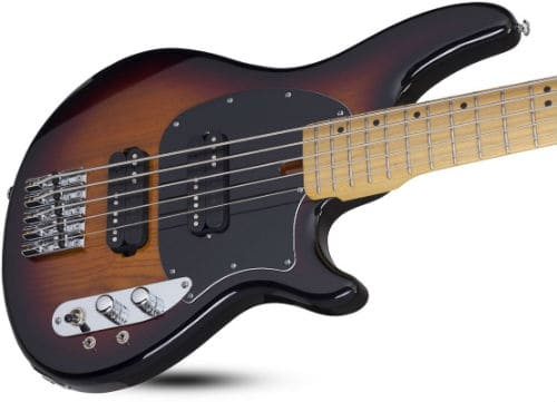 Пятиструнная бас-гитара