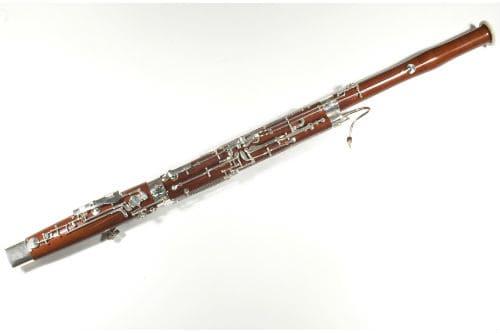Музыкальный инструмент фагот