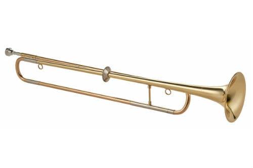Музыкальный инструмент фанфара