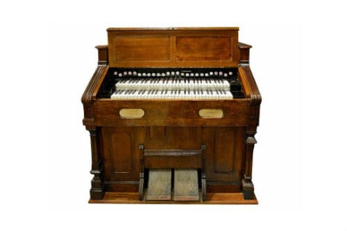 Музыкальный инструмент фисгармония