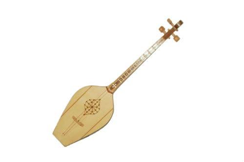 Музыкальный инструмент пандури