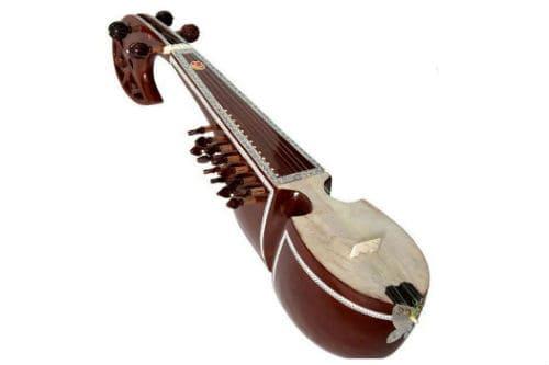 Музыкальный инструмент рубаб