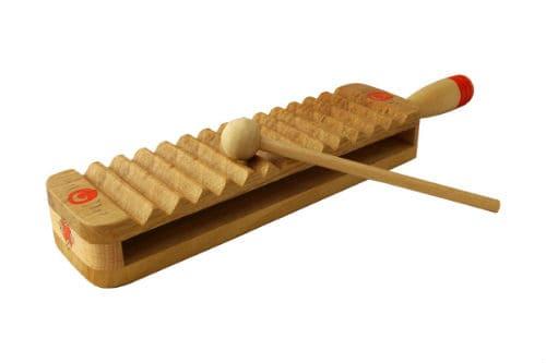 Музыкальный инструмент рубель