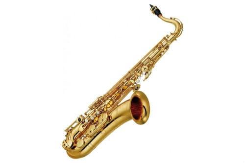 Музыкальный инструмент саксофон