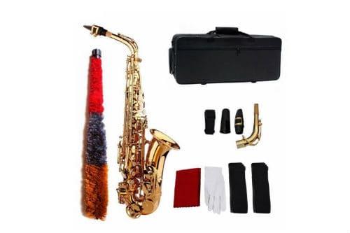 Комплект для хранения и ухода за саксофоном