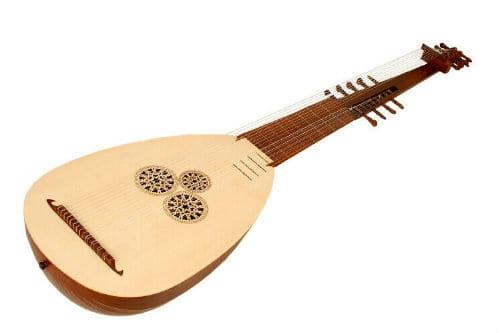 Музыкальный инструмент теорба