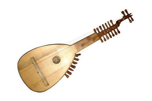 Музыкальный инструмент торбан