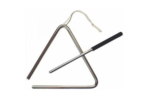 Музыкальный инструмент треугольник