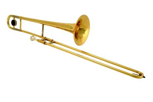 Музыкальный инструмент тромбон