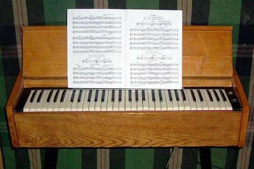 Музыкальный инструмент органола