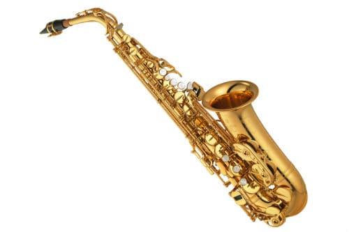 Музыкальный инструмент саксофон-альт