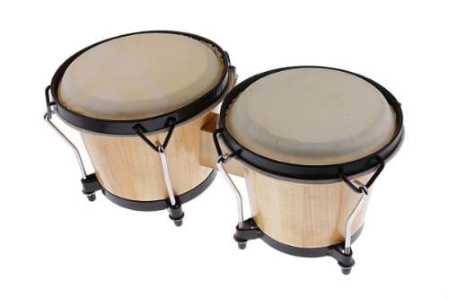 Музыкальный инструмент бонго