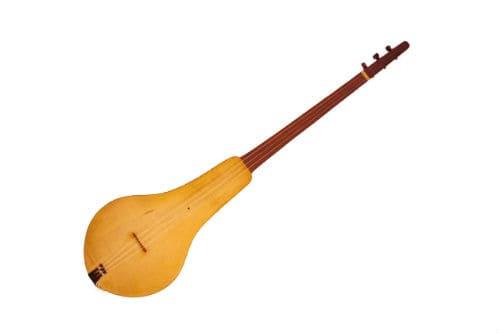 Музыкальный инструмент комуз
