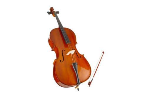 Музыкальный инструмент виолончель