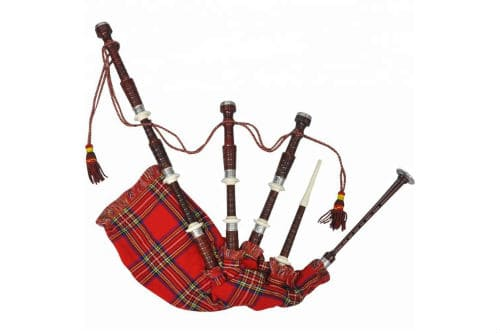 Музыкальный инструмент волынка
