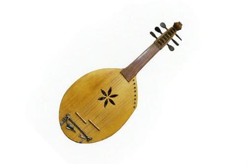Музыкальный инструмент кобза