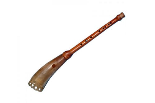 Музыкальный инструмент жалейка