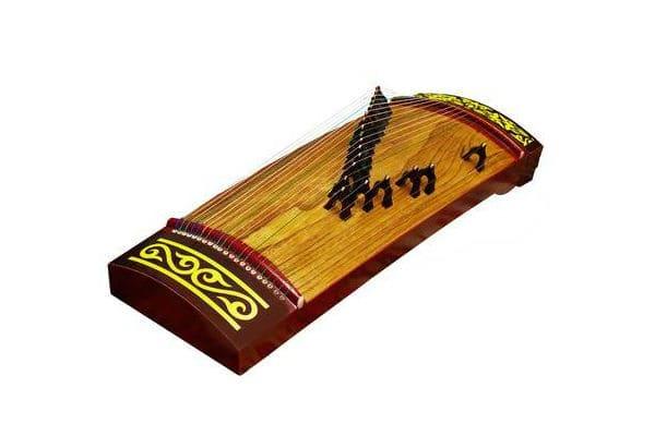 Музыкальный инструмент жетыген
