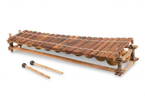 Музыкальный инструмент балафон