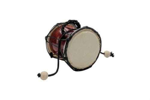 Музыкальный инструмент дамару