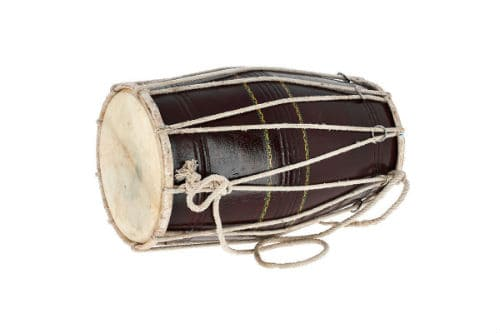 Музыкальный инструмент дхолак