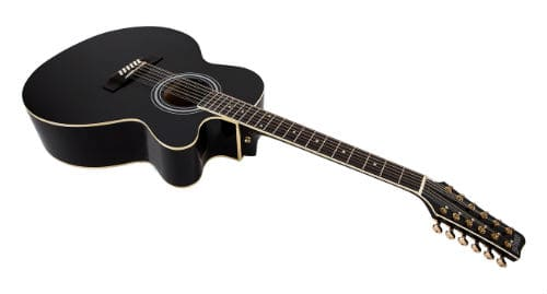 Двенадцатиструнная электроакустическая гитара