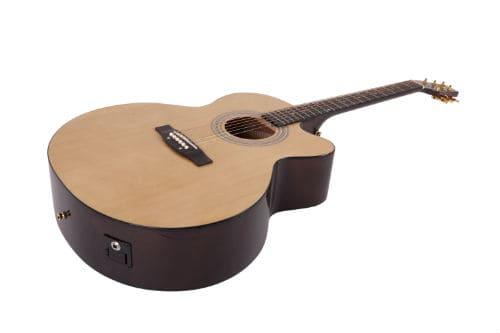 Музыкальный инструмент электроакустическая гитара