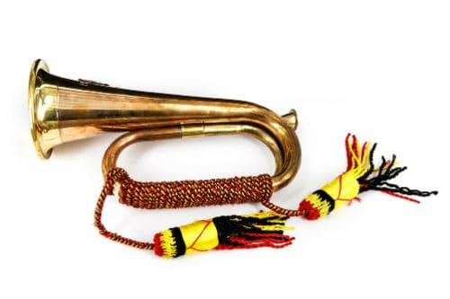 Духовой инструмент горн