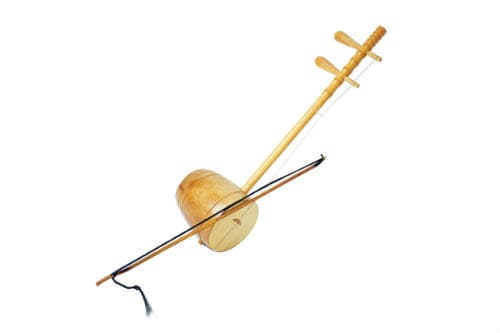 Музыкальный инструмент хуцинь