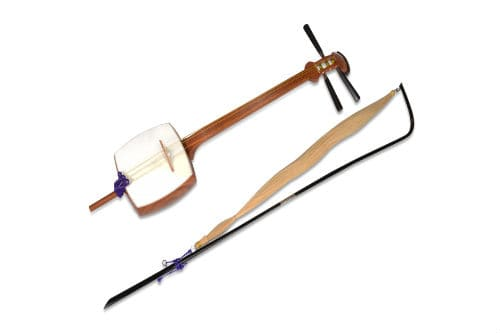Музыкальный инструмент кокю