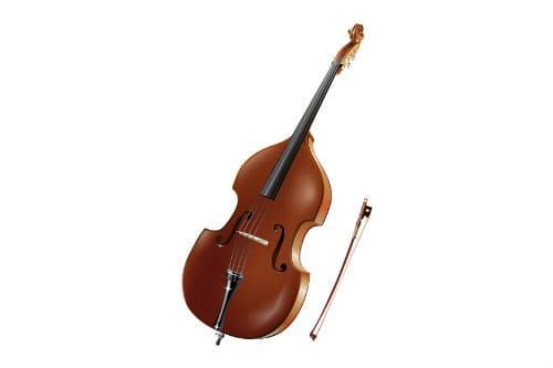Музыкальный инструмент контрабас