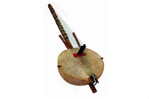 Музыкальный инструмент кора