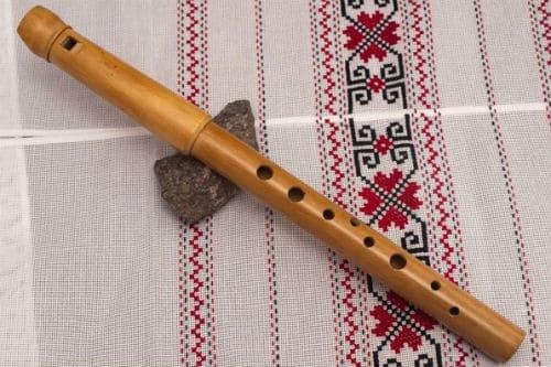 Музыкальный инструмент шиялтыш
