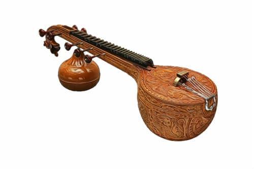 Музыкальный инструмент вина