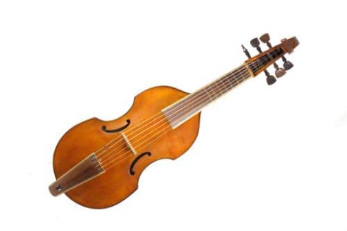 Музыкальный инструмент виола да гамба