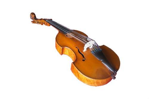Музыкальный инструмент виоль д'амур