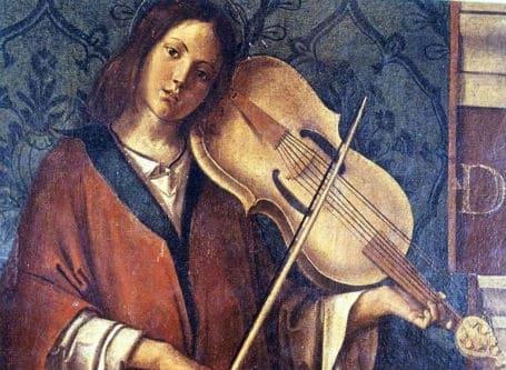 История виолы