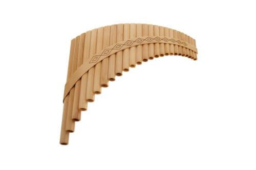 Музыкальный инструмент панфлейта