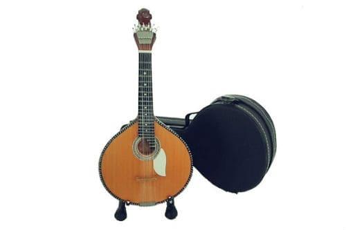 Музыкальный инструмент португальская гитара