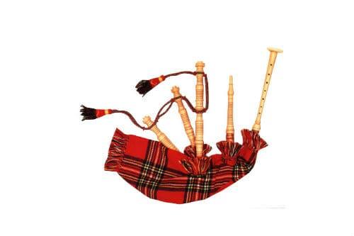 Музыкальный инструмент ирландская волынка