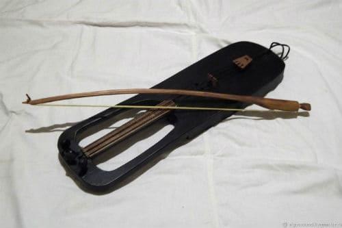 Музыкальный инструмент крота