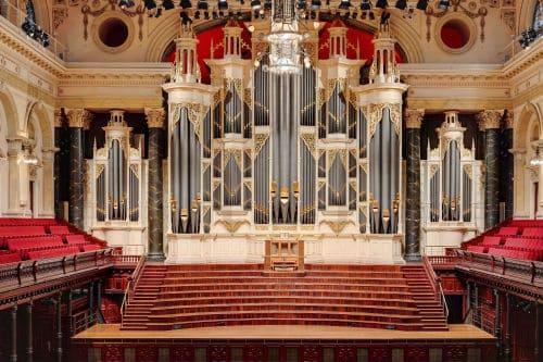 Музыкальный инструмент симфонический орган